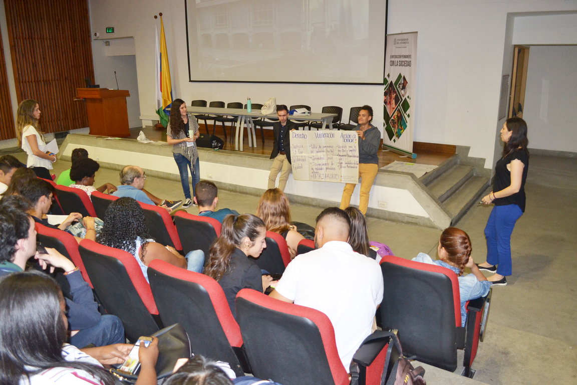 I Congreso Latinoamericano de Jóvenes por la paz