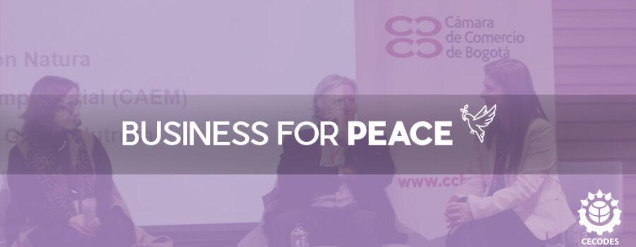 ¿Por qué la paz es un negocio rentable para la empresa privada?
