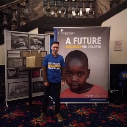 Angelo Cardona, Cofundador de AIPP recibe el premio 'The Diana Award'